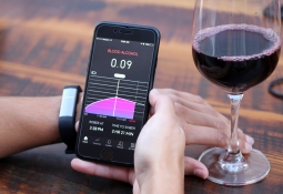 The alcohol detection app PROOF