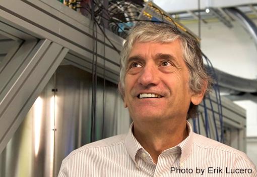 UCSB physicist John Martinis