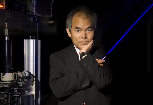 Professor Shuji Nakamura became a fellow of  U.K.'s Royal Academy of Engineering.