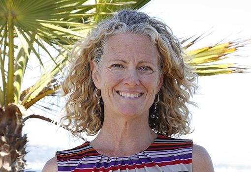 Professor Beth Pruitt