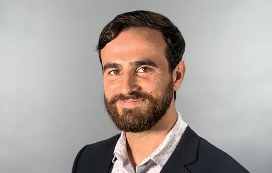 Postdoctoral researcher Joaquin Resasco