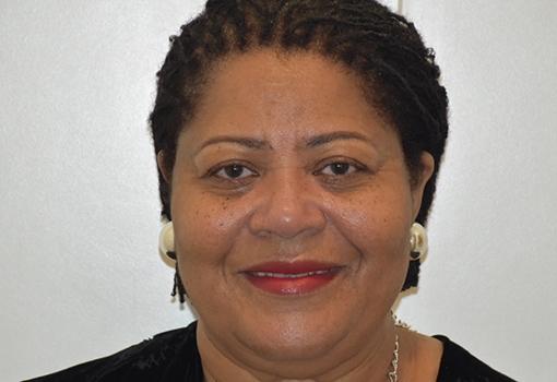 Black Studies Professor and IAspire Leadership Academy Fellow Sharon Tettegeh