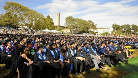 UCSB 2017 Commencement   College of Engineering - UC Santa Barbara
