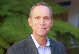 Glenn Fredrickson portrait